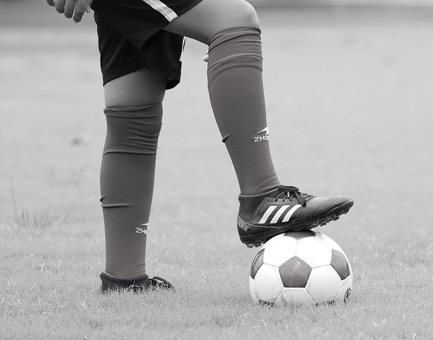 サッカーを心から楽しめる場所